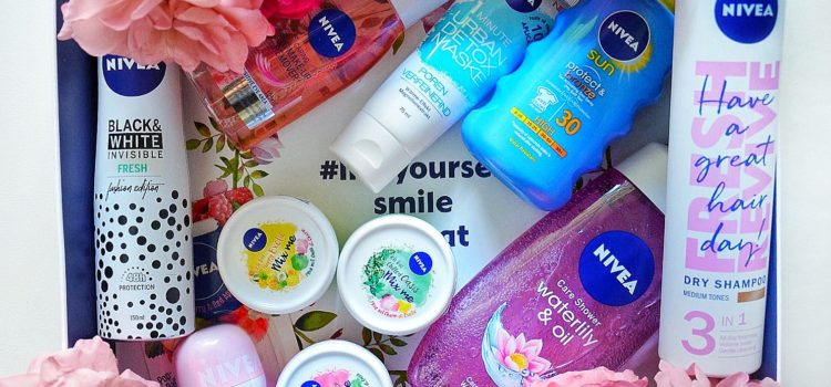 Nivea #LikeYourself – Summer box