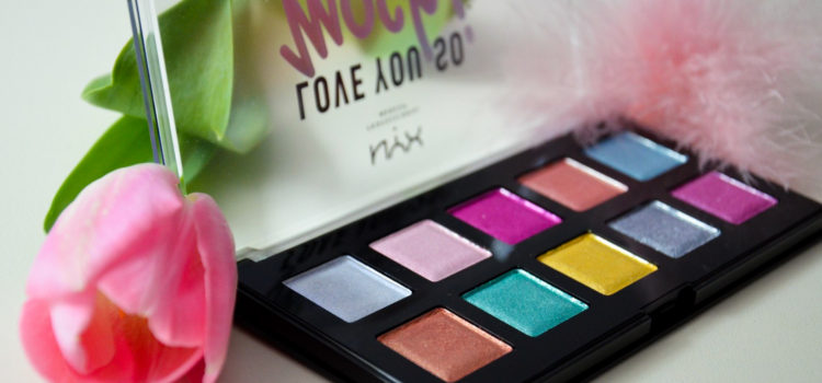 Love You So Mochi – NYX Professional MakeUp