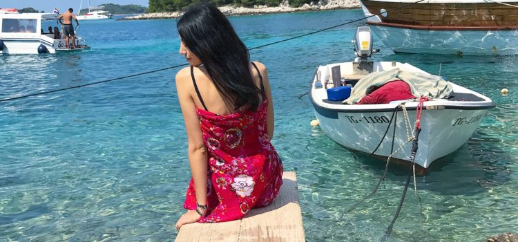 Pareo Yamamay, perfect pentru o zi de plaja