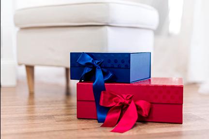 Pregatiri pentru cadourile de Craciun cu Notino